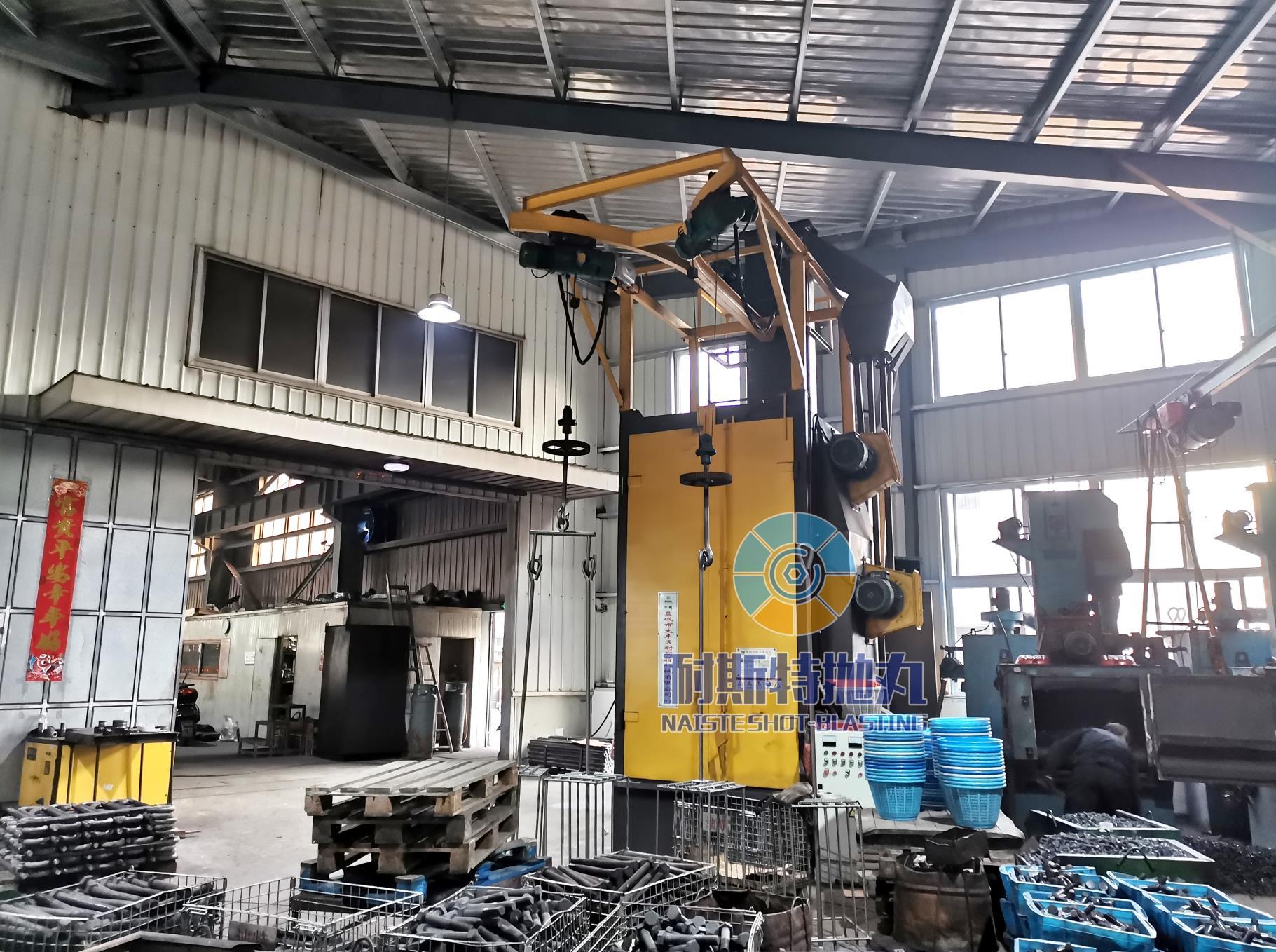 Q3730吊钩式抛丸机生产厂家遇到的常见问题(一)