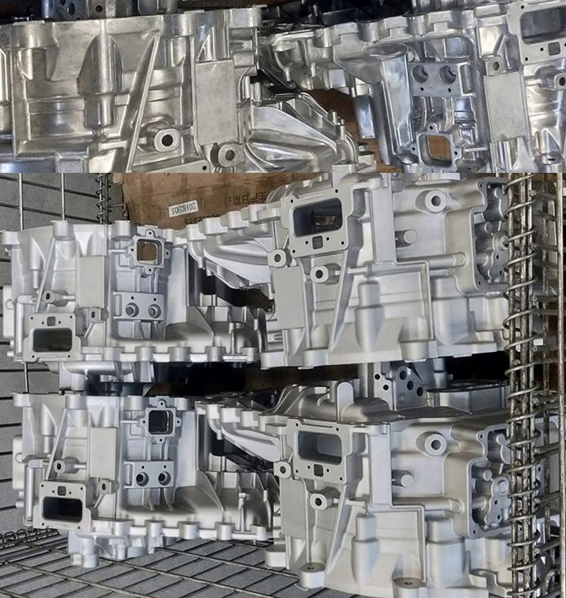 使用网带式抛丸机的抛丸清理效果怎么样?